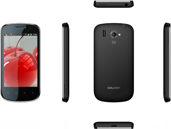Celkon A19 pictures  official photos