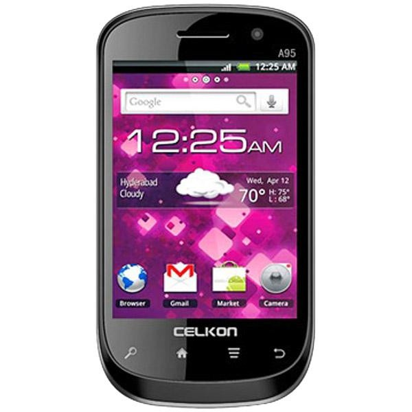 Celkon A95 price in India as on on Oct 02  2013   Specs Review