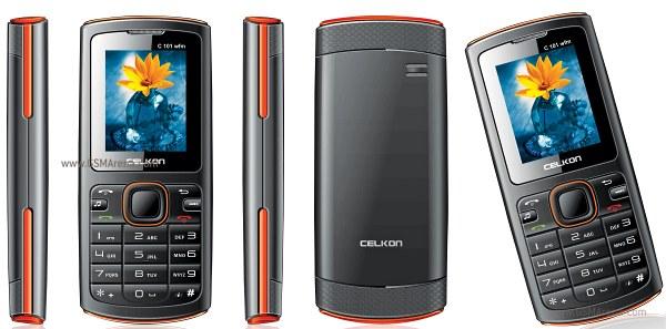 Celkon C101 pictures  official photos