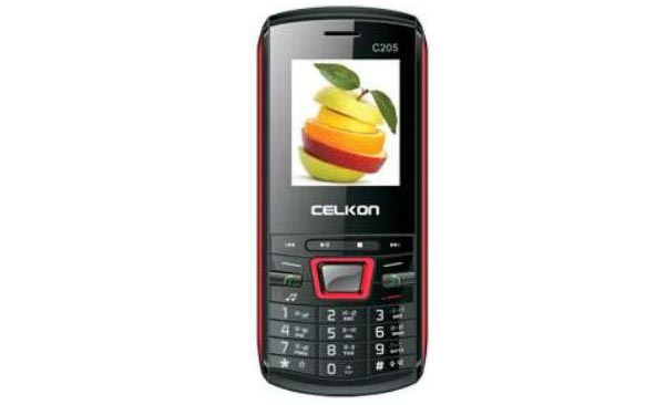Celkon C205 Price in India   Review Specifications Features