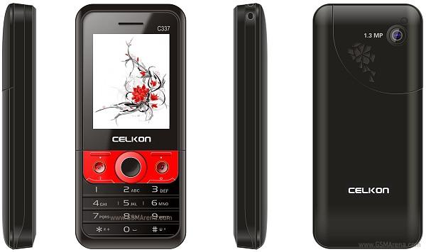 Celkon C337   Full phone specifications