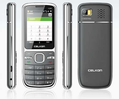 Celkon C369   Full Mobile Phone Specifications  Price in India  Mumbai
