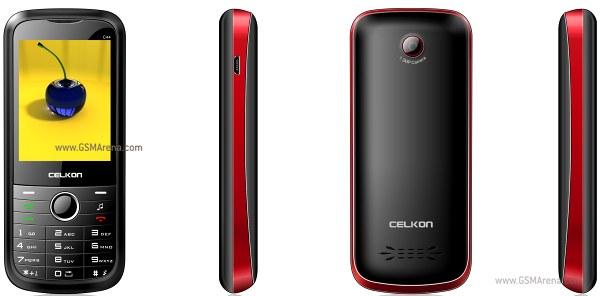 Celkon C44 pictures  official photos