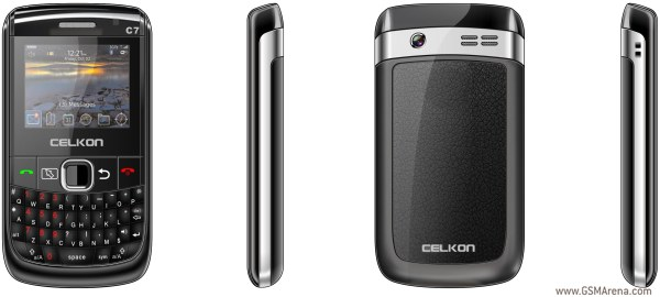 Celkon C5 pictures  official photos