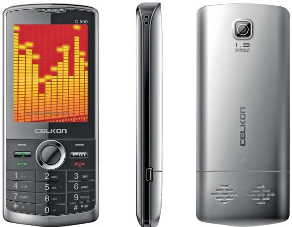 Celkon C550   Full Mobile Phone Specifications  Price in India  Mumbai