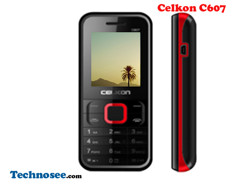 Celkon C607 Specifications