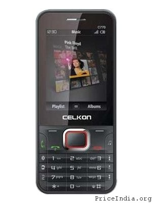 Celkon C770 Price in India And Features