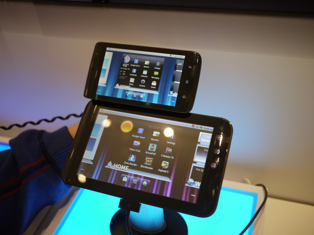 Dell Streak 7 revealed     dual core  Android 2 2 tablet   Eurodroid
