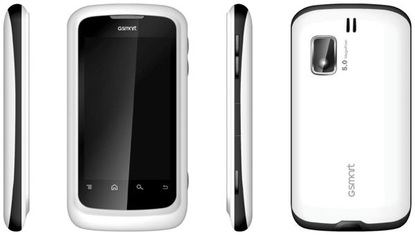 Online manual  Gigabyte GSmart G1317 Rola Smartphone Manual Guide