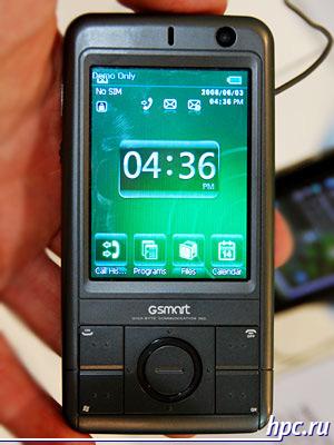 Gigabyte announces GSmart MS808     the 3 5G mobile TV phone  plus