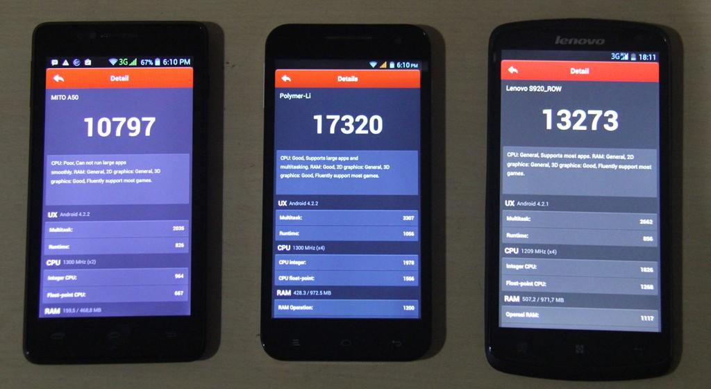 Toko Handphone Laguna Biru   Himax Polymer Li Smartphone Android