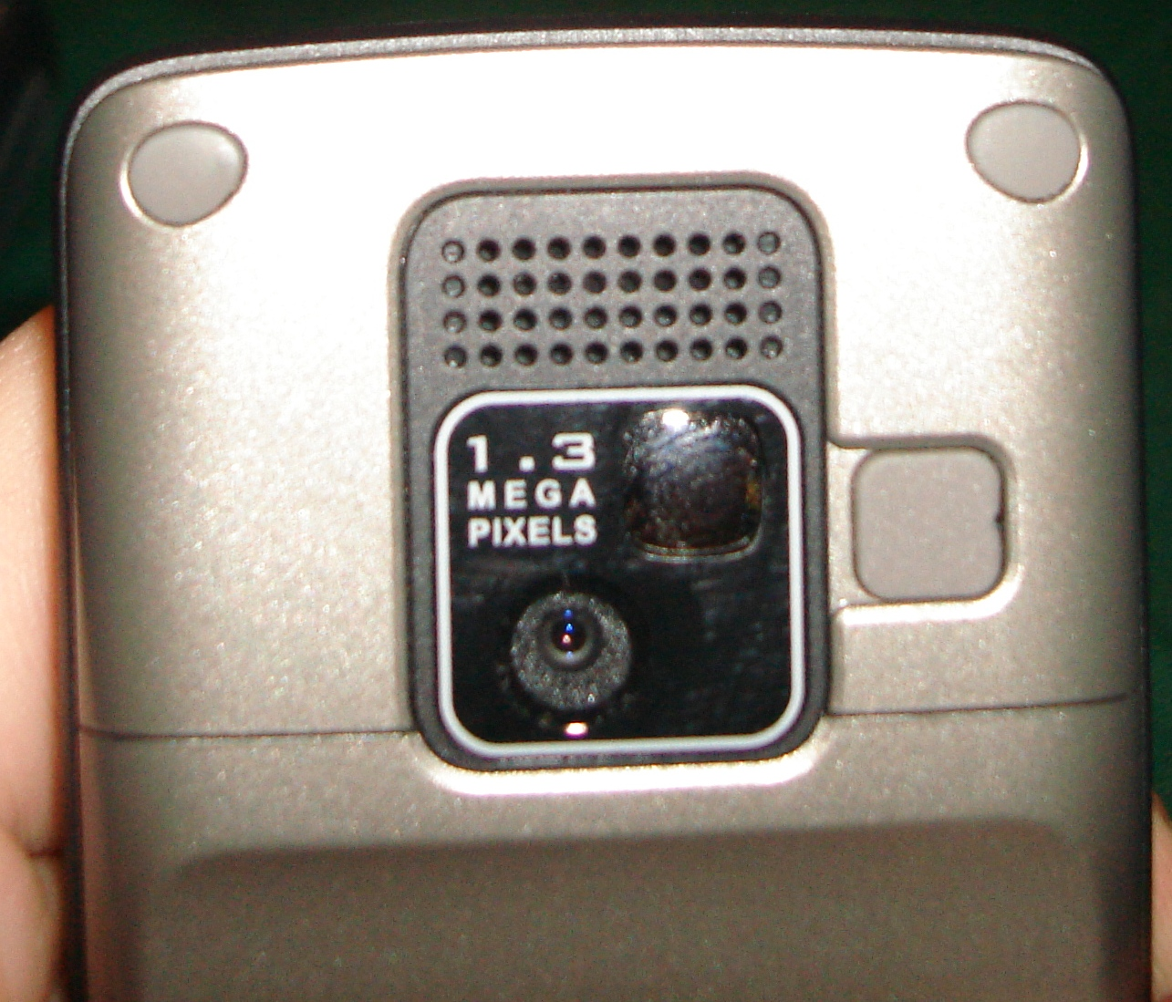 The hp ipaq 514 voice messenger review     Part 3  camera    TamsPPC