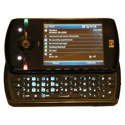 HP iPAQ Voice Messenger iPAQ Data Messenger smartphones   SlashGear