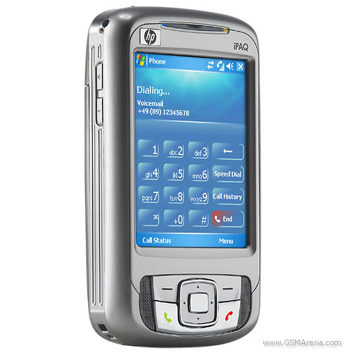 HP iPAQ rw6815     Complete Mobile Phone Specifications