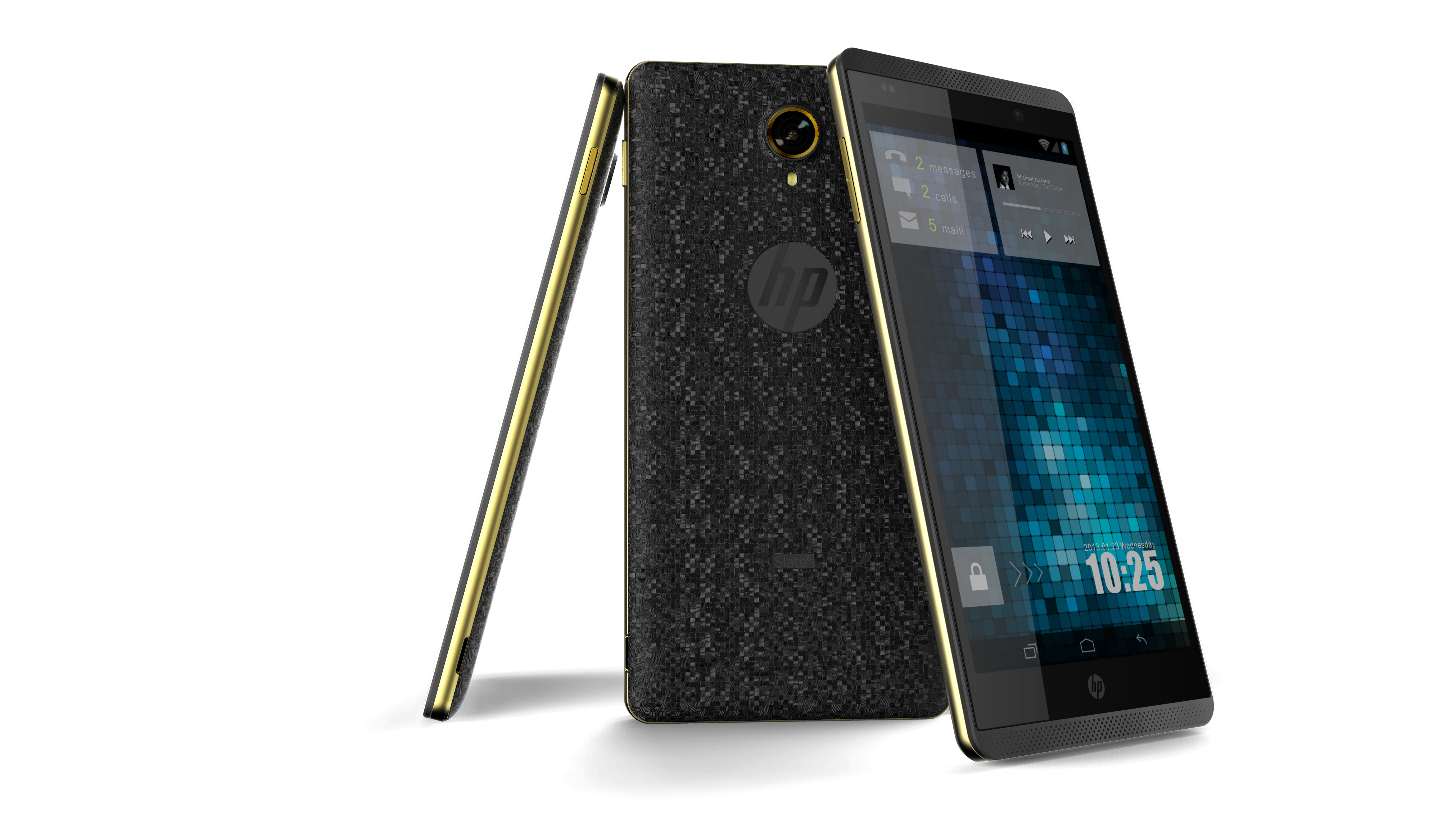 HP to Re Enter Smartphone Market With    Phablets    in India   Re
