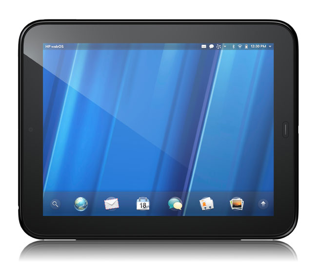 HP TouchPad 4G For ATT Announced   Geeky Gadgets