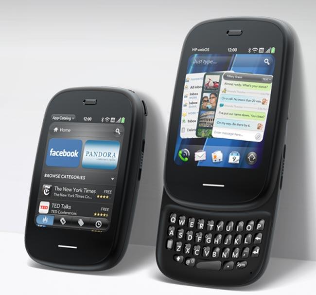 HP Veer webOS Smartphone Announced   Geeky Gadgets