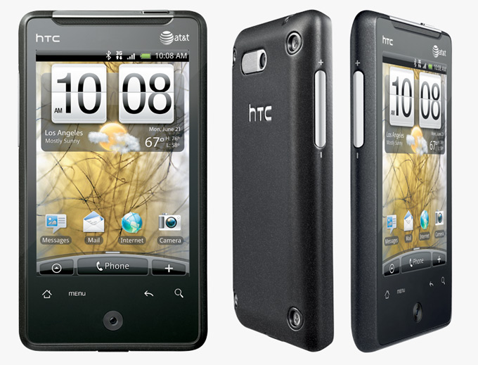 HTCs Aria  Android Phone That Can Be Had for a Song   Product