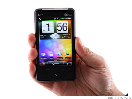 HTC Aria Review   Watch CNETs Video Review