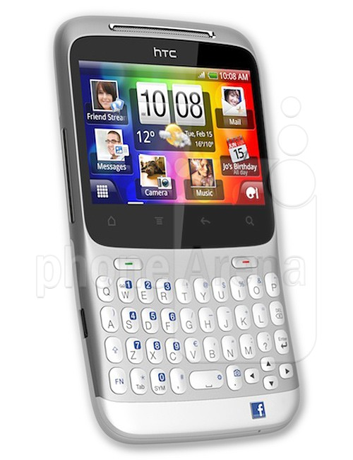 HTC ChaCha specs