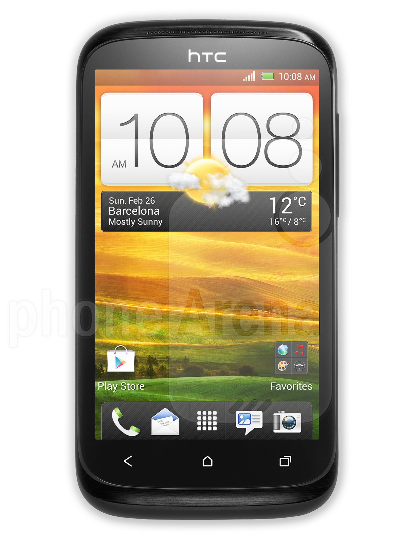 HTC Desire X specs