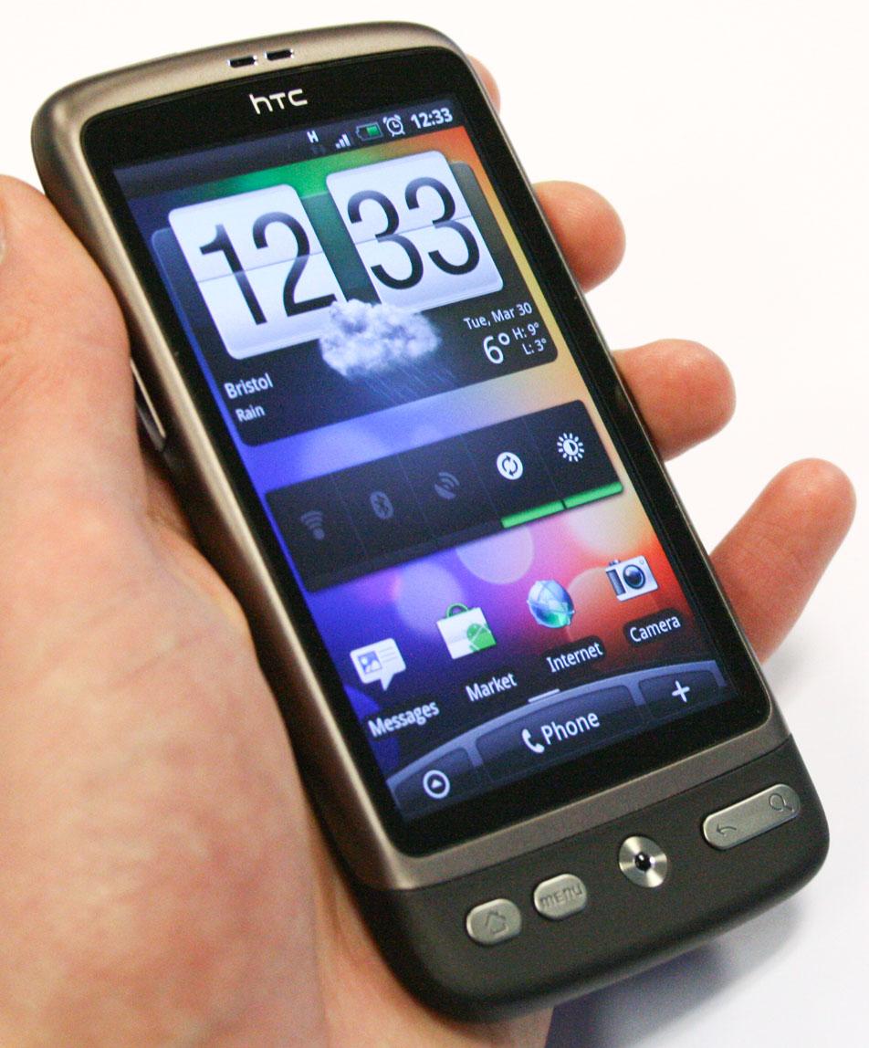 HTC DESIRE  ONE PLAN ONE PHONE   Sim Basics