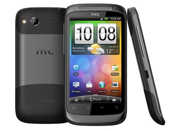 HTC Desire S Review   Smartphones PDA Phones