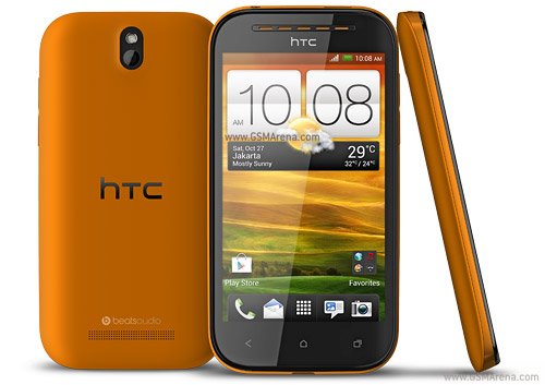 HTC Desire SV pictures  official photos