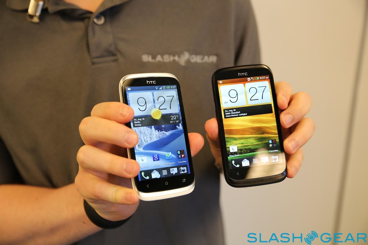 HTC Desire X hands on   SlashGear