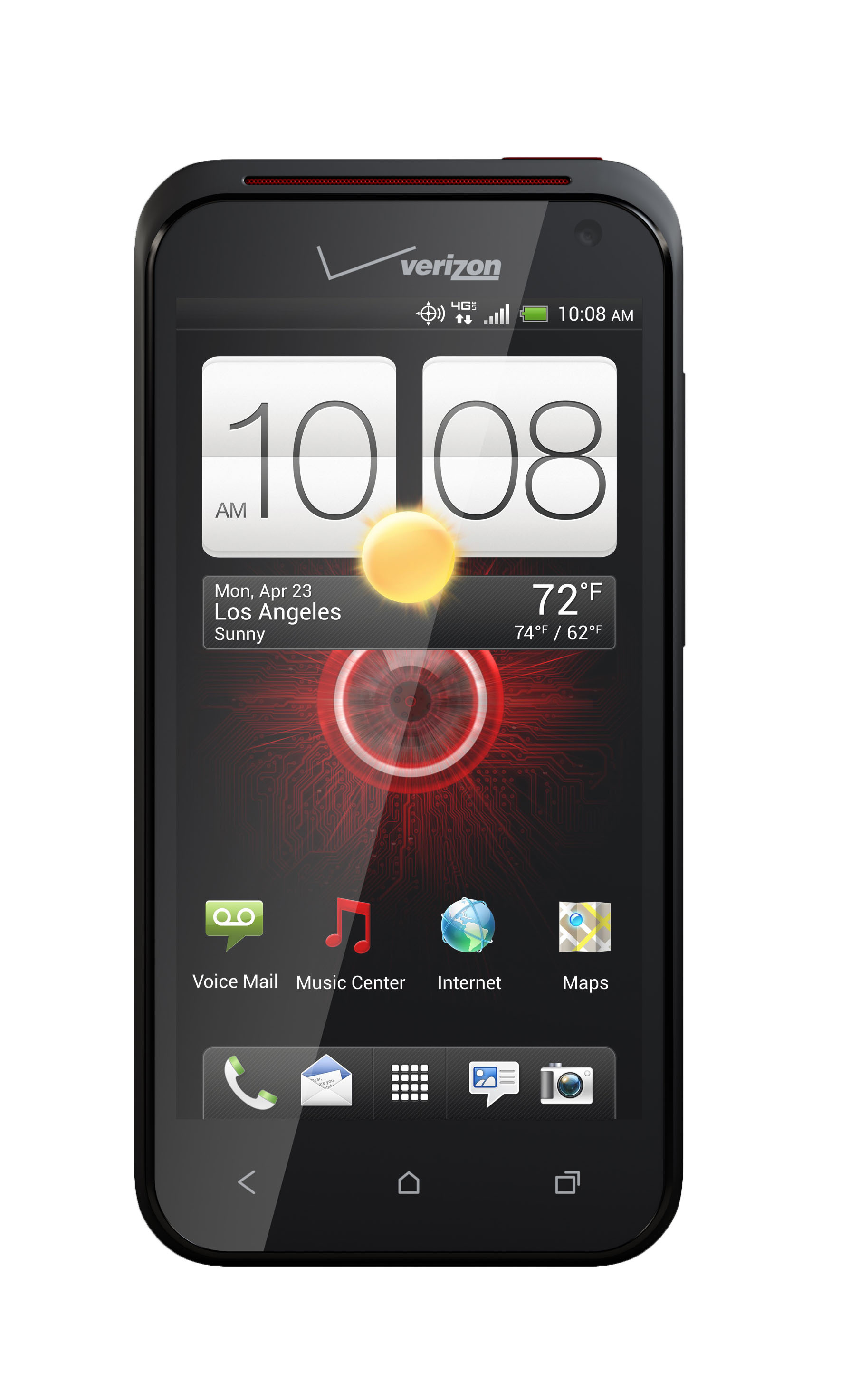 Verizons HTC Droid Incredible 4G LTE Makes its Debut   TechHive