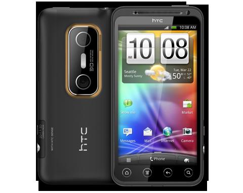 HTC EVO 3D   xda