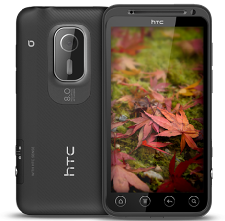 HTC EVO 4G  Full Specifications And Price Details   Gadgetian