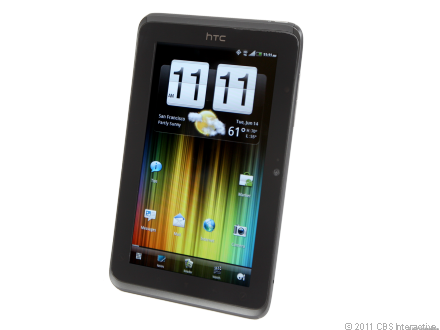 HTC Evo View 4G Review   Watch CNETs Video Review