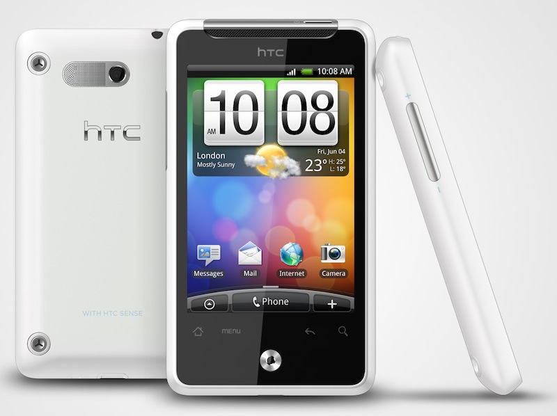 HTC Gratia Android phone outed  full specs    SlashGear