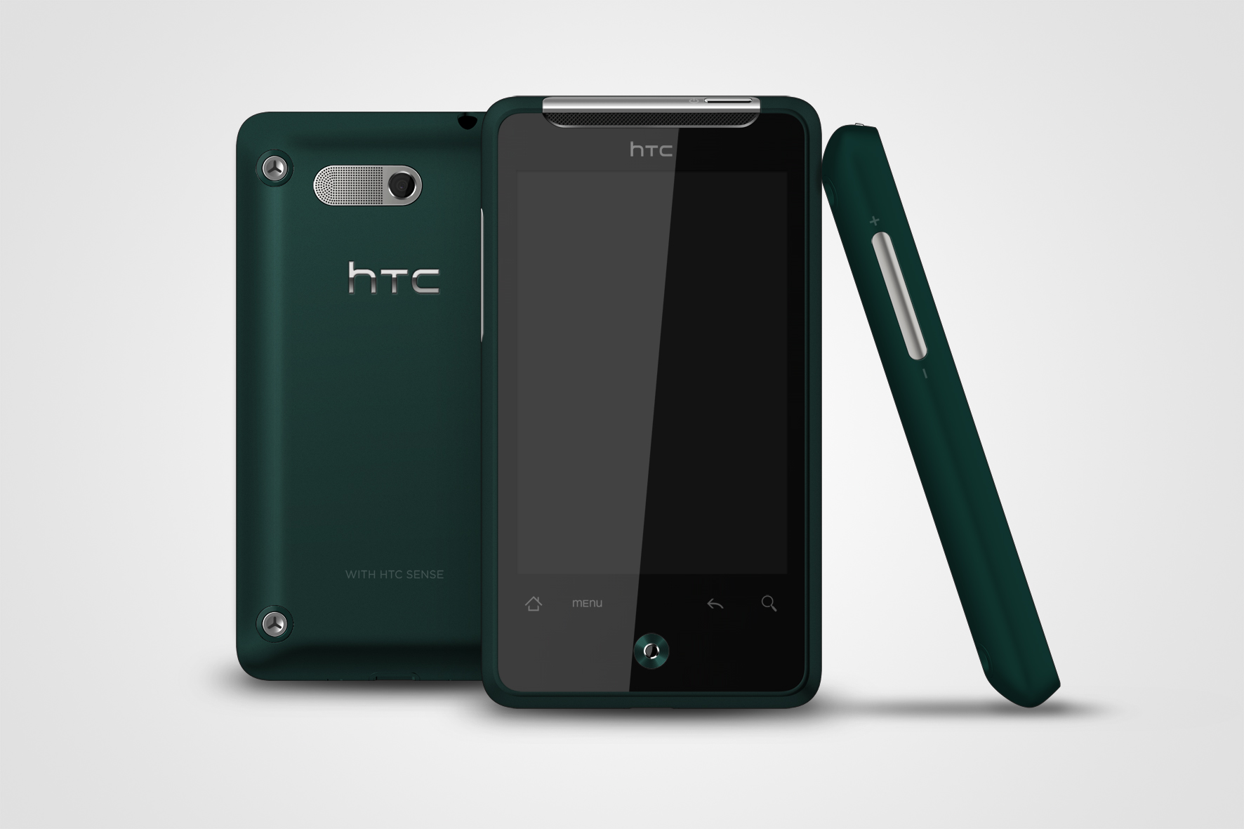 HTC reveals the HTC Gratia with Android 2 2   Eurodroid