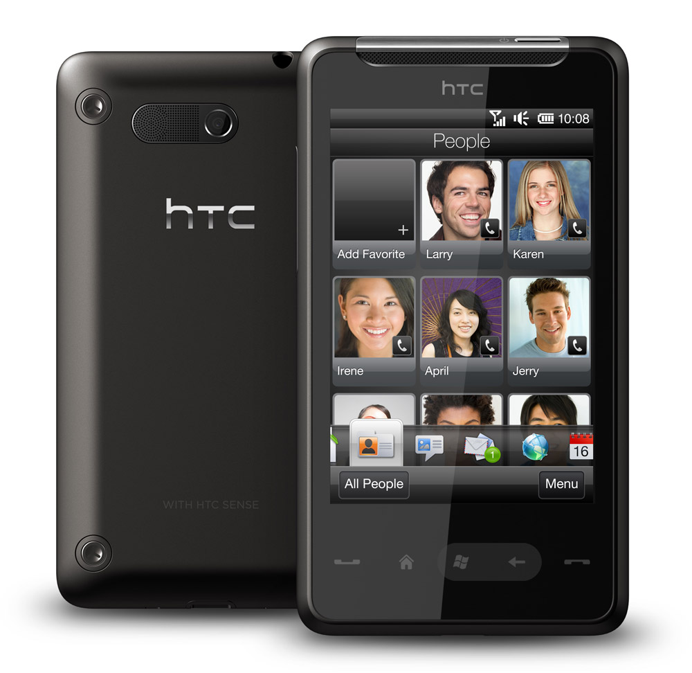 HTC HD mini   Specs and Price   Phonegg