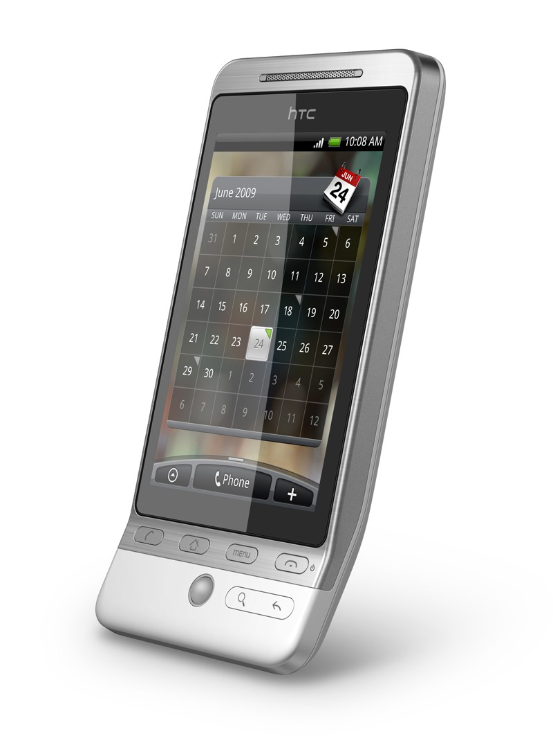 HTC Hero Named Gadget Of The Year By Stuff Magazine