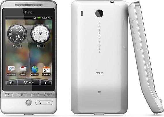 HTC Hero   Uncrate