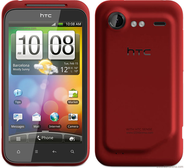 HTC Incredible S pictures  official photos