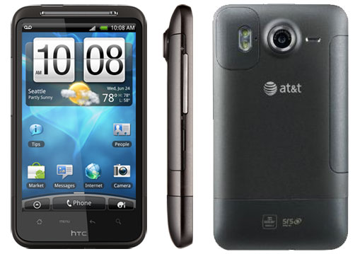 How to Root the HTC Inspire 4G  Advanced Ace Hack Kit Method