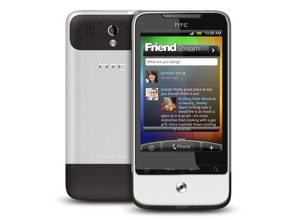 HTC Legend Review   Smartphones PDA Phones