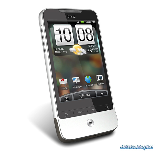 HTC Legend release date   HTC Source