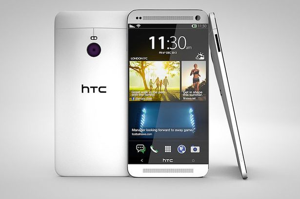 New HTC One hands on review  the M8s duo camera  selfie mode