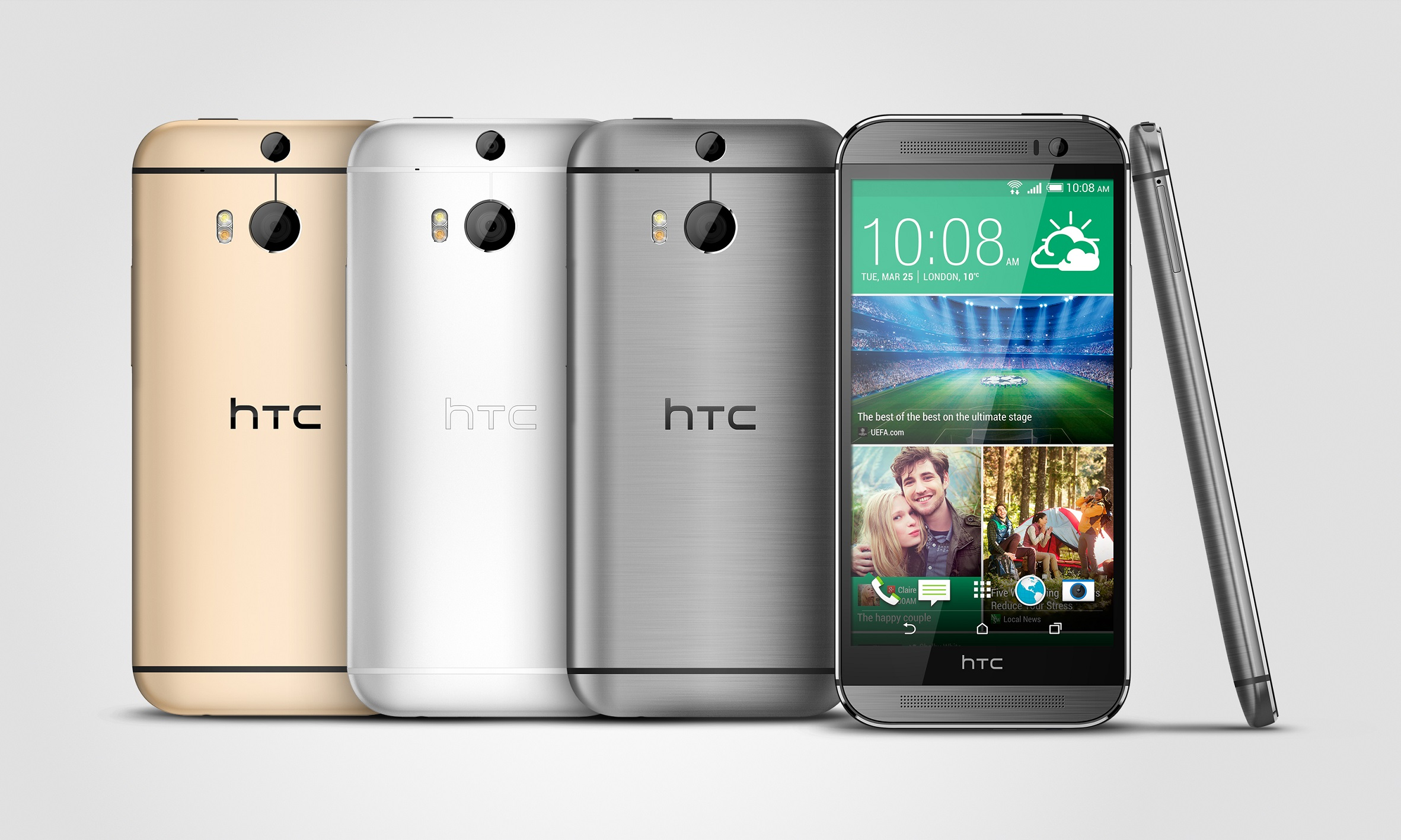 Teletimes    HTC One  M8  launches in the UAE
