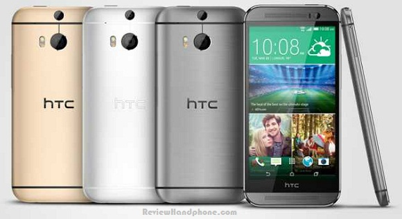 Gambar HTC One M8