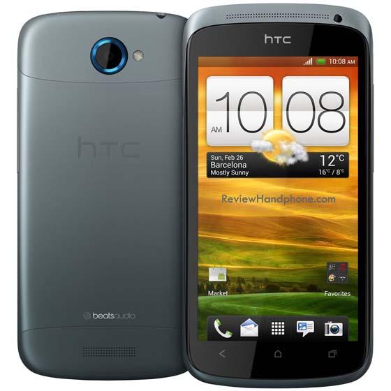 Gambar HTC One S Z560e