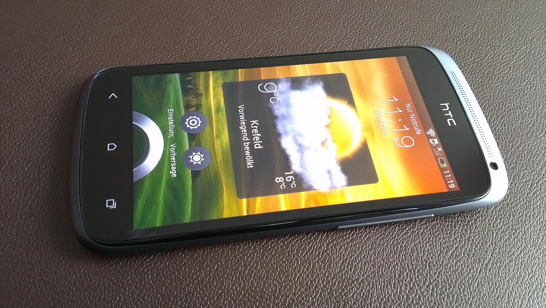 Vorsicht  HTC One S in Zukunft mit leistungsschw  cherer Hardware