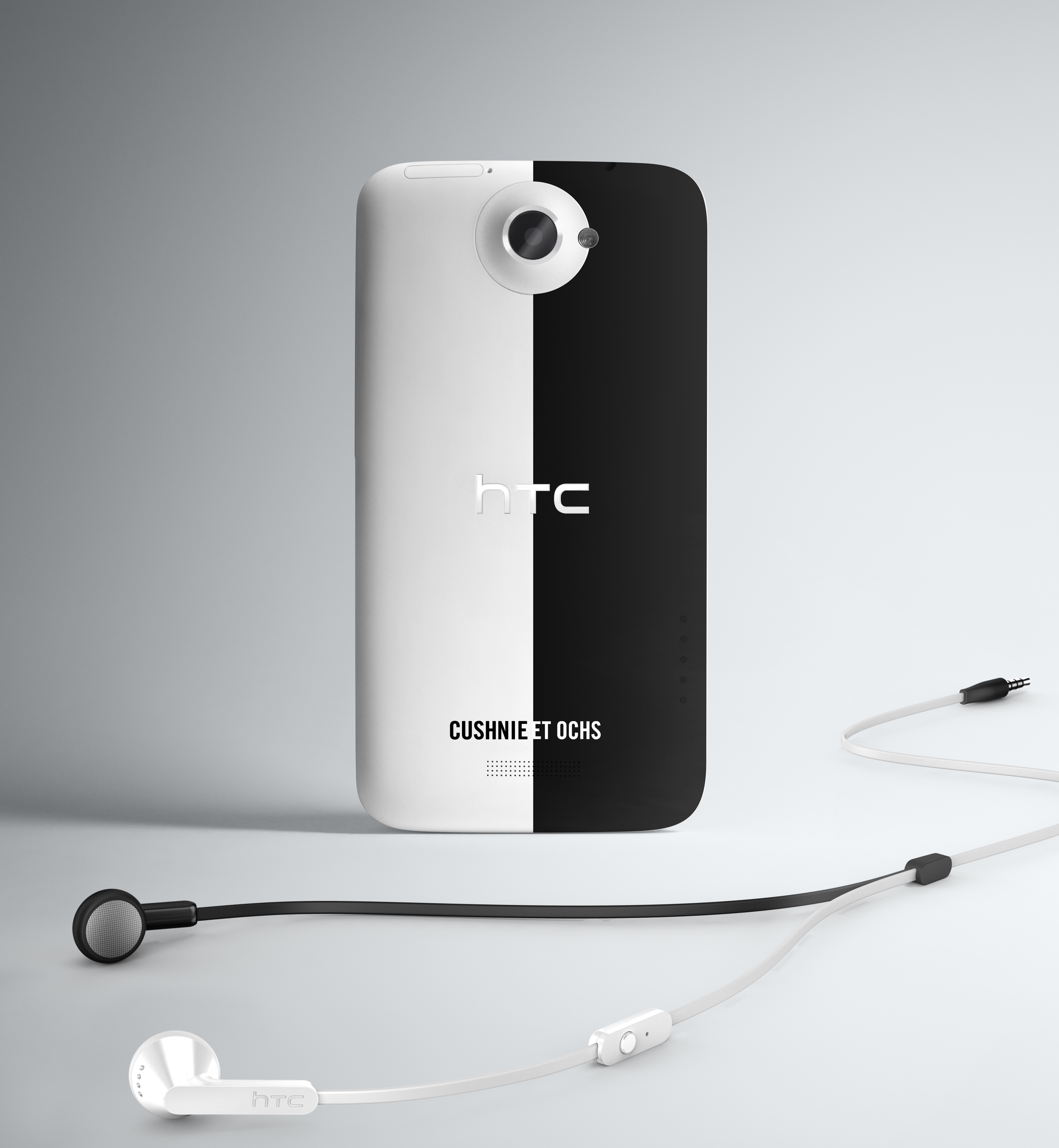 The 2 Tone HTC One X By Cushnie et Ochs Is Fashionably Chic