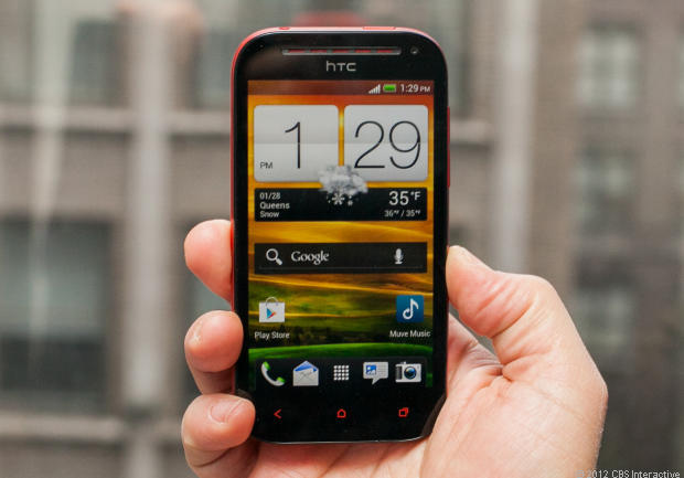 HTC One SV Review   Watch CNETs Video Review