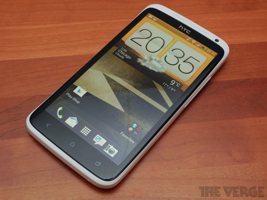 HTC One X review   The Verge